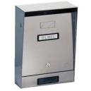 Cassetta postale Silmec inox 10-002