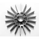 Girante inossidabile Rover Novax 14/20 M