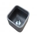Vaso basamento per fontane Aquapoint