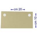 Strati filtranti 20x10 ROVER per filtri Pulcino