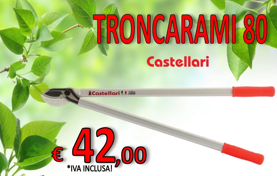 TRONCARAMI 80
