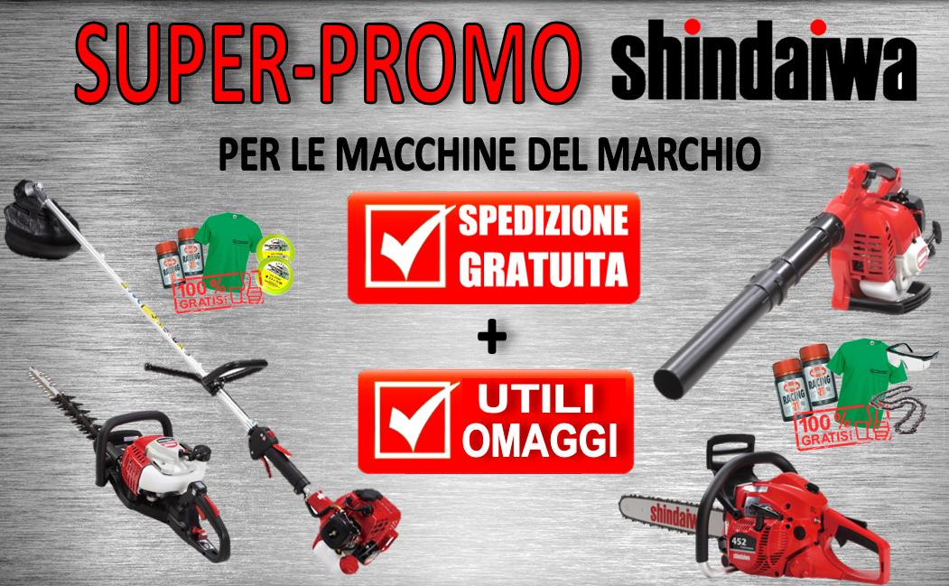 promo SHINDAIWA