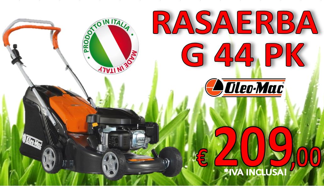 Rasaerba Oleomac G44PK