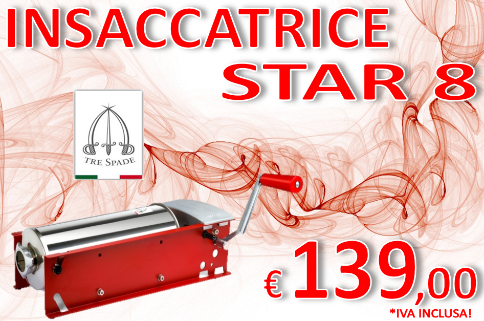 INSACCATRICE STAR 8