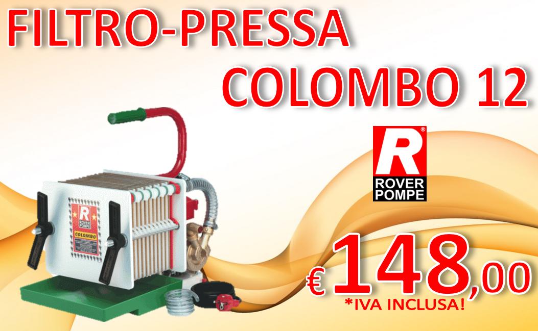 Filtro Rover Colombo 12